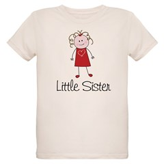 the little sister pink brown T-Shirt