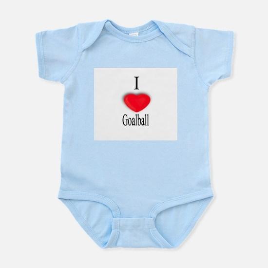Goalball Infant Creeper