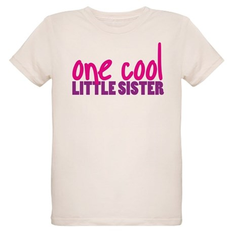 little sister t-shirts Organic Kids T-Shirt