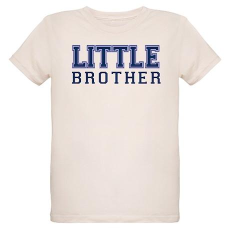 little brother varsity Organic Kids T-Shirt