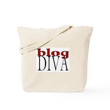 Blog Diva Tote Bag