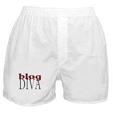Blog Diva Boxer Shorts