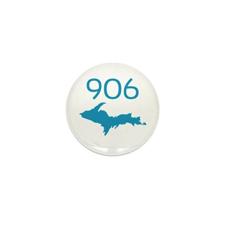 906 4 LIFE Mini Button (100 pack)