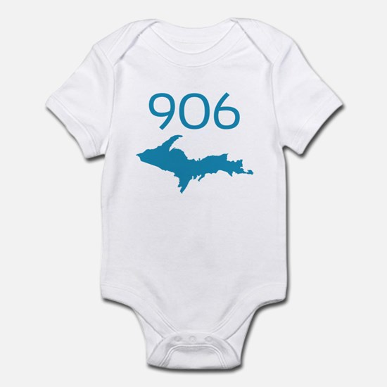 906 4 LIFE Infant Bodysuit