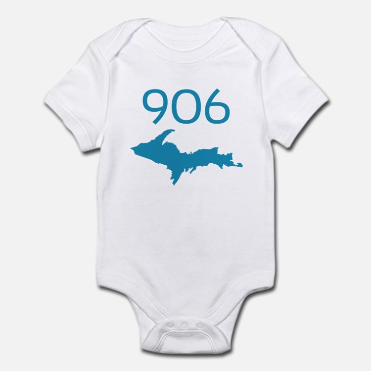 906 4 LIFE Infant Bodysuit