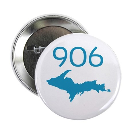 "906 4 LIFE 2.25"" Button (10 pack)"