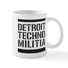 Detroit Techno Militia Mug