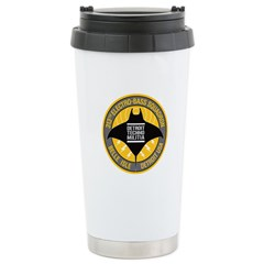 Detroit Techno Militia Stainless Steel Travel Mug