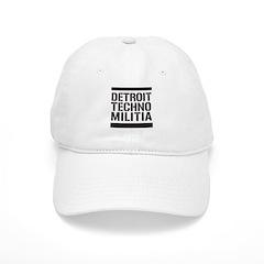 Detroit Techno Militia Baseball Cap
