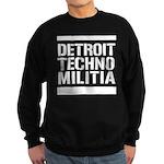 Detroit Techno Militia Sweatshirt (Dark)