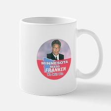 Franken Minn Mug