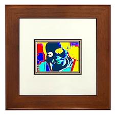 Baffled Framed Tile