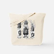 RUYSCH7 Tote Bag