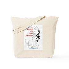 Unique Freestyle canine Tote Bag