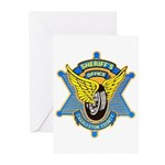 Charleston County Sheriff Greeting Cards (Pk of 20