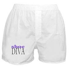 Shoe Diva Boxer Shorts
