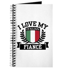 I Love My Italian Fiance Journal
