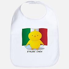 Italian Chick Bib