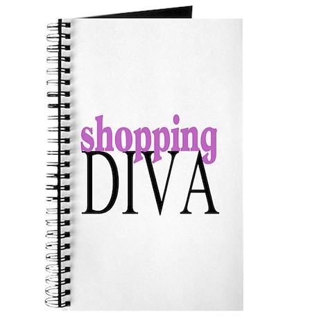 Shopping Diva Journal