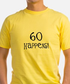 60th birthday gifts 60 happens T