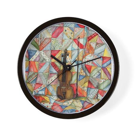 Robin's Gallery Wall Clock