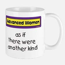 Advanced Women Mug