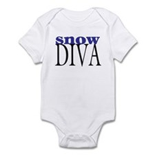 Snow Diva Infant Bodysuit