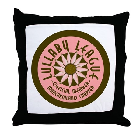 Munchkin Throw Pillow