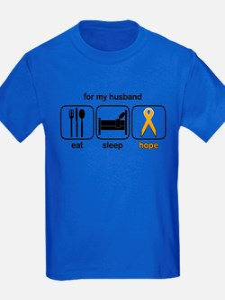 Husband ESHope Leukemia T