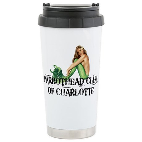 Mermaid Stainless Steel Travel Mug