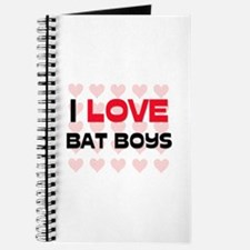 I LOVE BAT BOYS Journal
