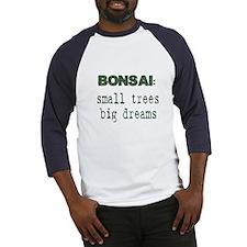 Unique Bonsai Baseball Jersey