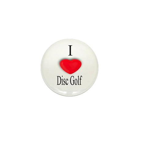 Disc Golf Mini Button (10 pack)