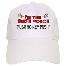 Birth Coach Baseball Cap