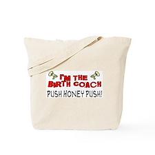 Birth Coach Tote Bag