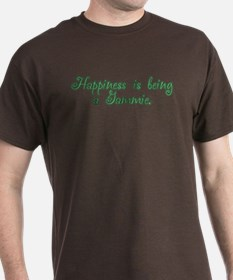Happiness is being a Gammie T-Shirt
