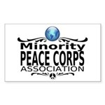 MPCA Rectangle Sticker 50 pk)