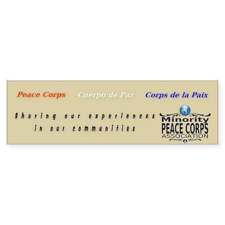 MPCA Bumper Sticker (50 pk)