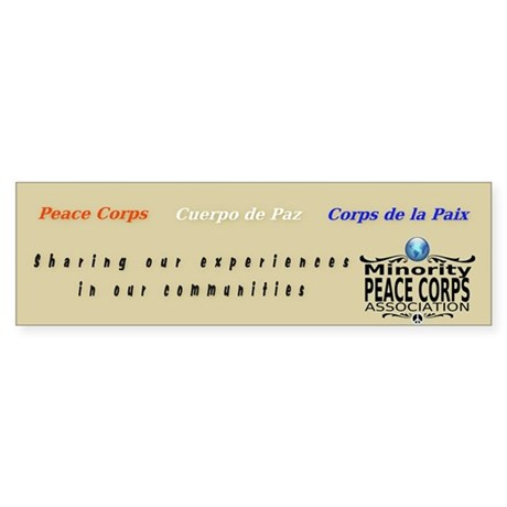 MPCA Bumper Sticker
