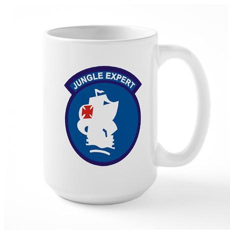 Jungle Expert Large Mug