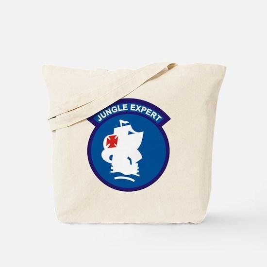 Jungle Expert Tote Bag