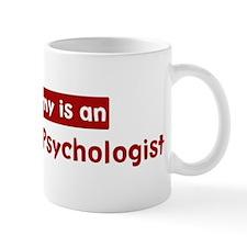 Mom is a Educational Psycholo Mug