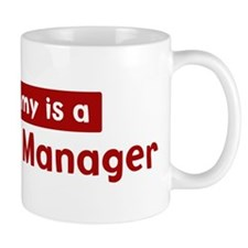 Mom is a Database Manager Mug