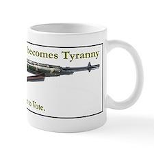 I STILL get to vote Mug