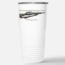 I STILL get to vote Travel Mug