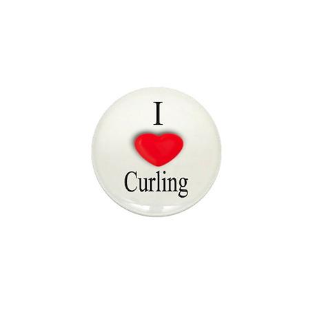 Curling Mini Button (100 pack)