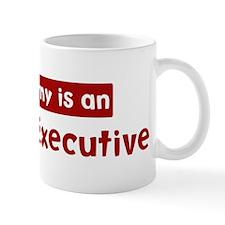 Mom is a Account Executive Mug