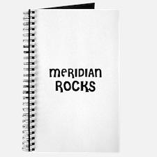 MERIDIAN ROCKS Journal