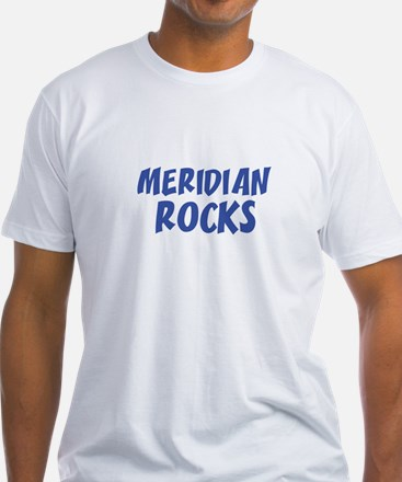 MERIDIAN  ROCKS Shirt