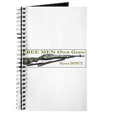 Free Men own rifles Journal